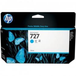 HP Tinte 727 cyan hohe Kapazität (B3P19A)