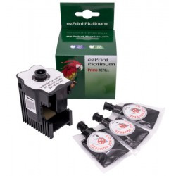 ezPrint Refill-Station HP 336,337,338,350 + 18ml schwarze Tinte