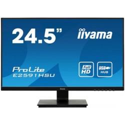 "iiyama 24,5"" Prolite E2591HSU-B1 LED"