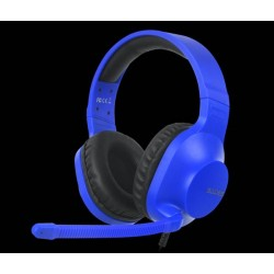 Sades Spirits Gamer Headset blau