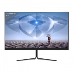 "LC Power 27"" LC-M27-FHD-165-C LED Curved"