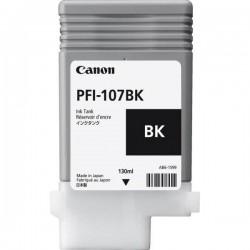 Canon PFI-107BK Black (6705B001AA)