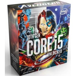 Intel Core i5-10600K 3300MHz 12MB LGA1200 Box - Marvel Avenger Edition