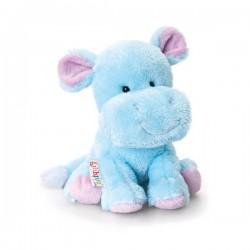 Keel Toys Plüschtier Pippins Nilpferd Hippo 14cm