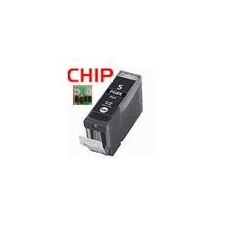 PGI-5BK mit Chip kompatible Patrone