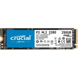 Crucial 250GB M.2 2280 NVMe P2 Series CT250P2SSD8