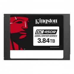 "Kingston 3,84TB 2,5"" SATA3 DC450R Data Center Enterprise Series  (SEDC450R/3840G)"