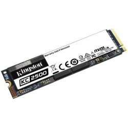Kingston 2TB M.2 2280 NVMe KC2500 (SKC2500M8/2000G)