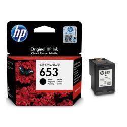 HP Druckkopf mit Tinte 653 schwarz (3YM75AE)