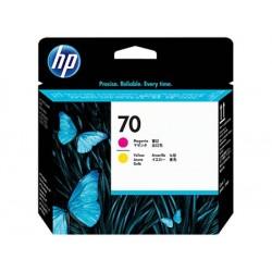 HP Druckkopf 70 magenta/gelb (C9406A)