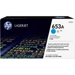 HP Toner 653A cyan (CF321A)