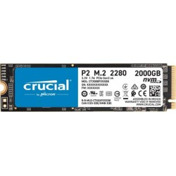 Crucial 2TB M.2 2280 NVMe P2 (CT2000P2SSD8T)