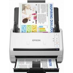 Epson WorkForce DS-530II Scanner White (B11B261401)