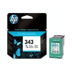 HP Druckkopf mit Tinte Nr 343 farbig (C8766EE)