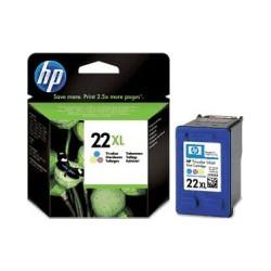 HP Druckkopf mit Tinte Nr 22 XL farbig (C9352CE)